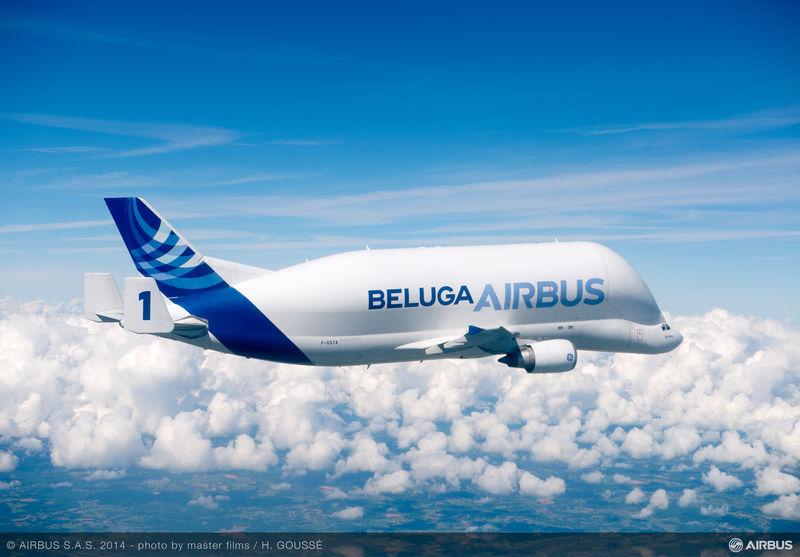 Airbus Beluga.