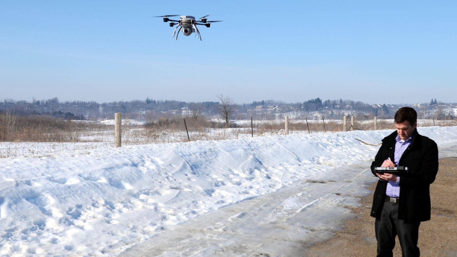 Do you really need a pilot's license to fly a drone? — Quartz