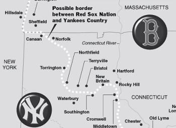 connecticut baseball affiliations
