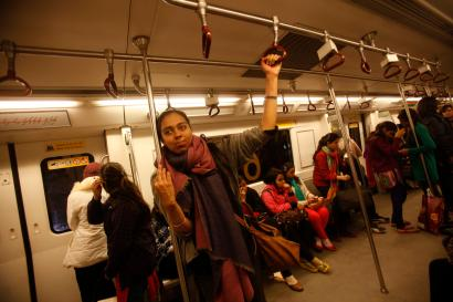 Why the Delhi Metro needs to get rid of the ladies