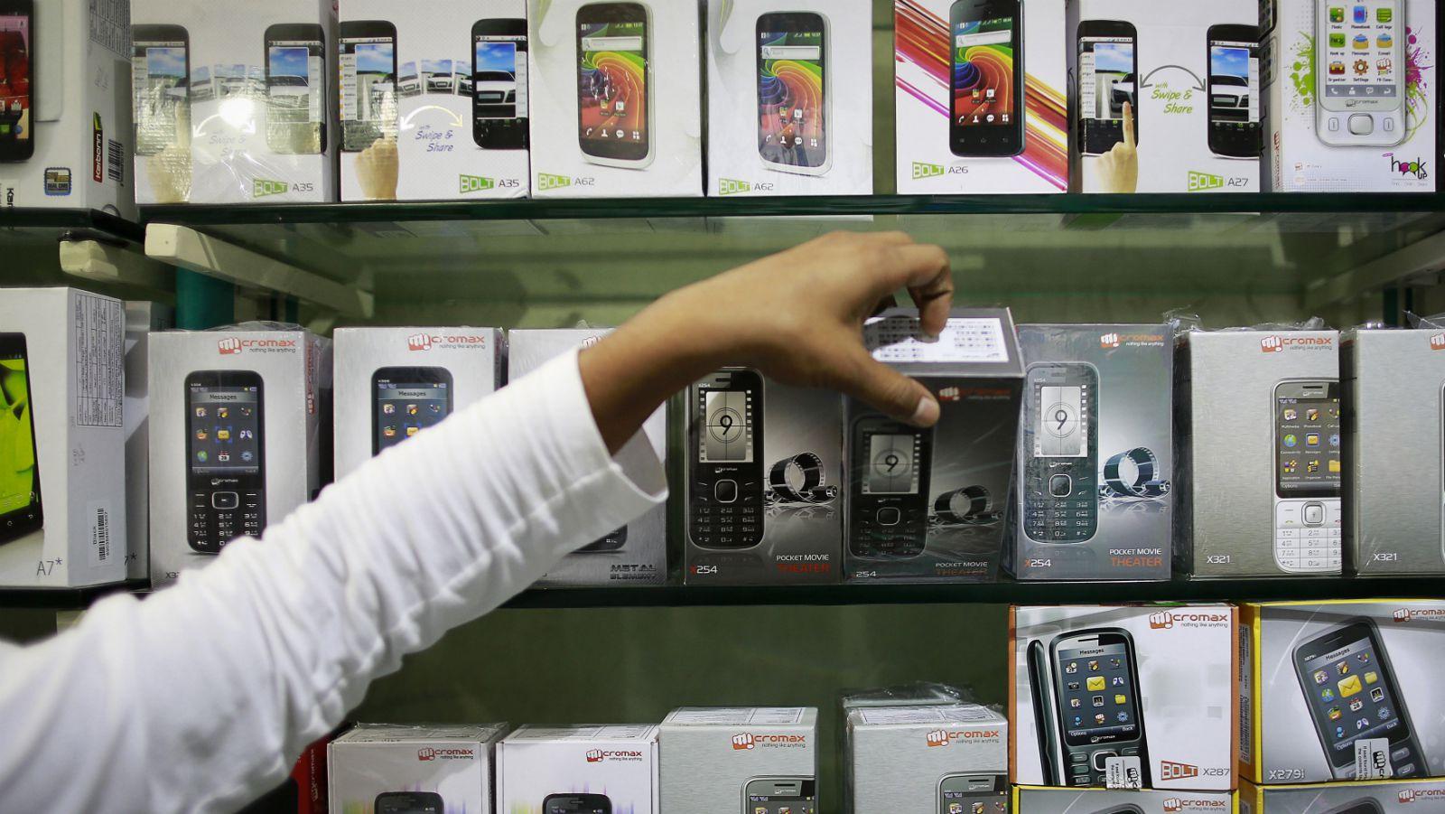 India-Xiaomi-Samsung