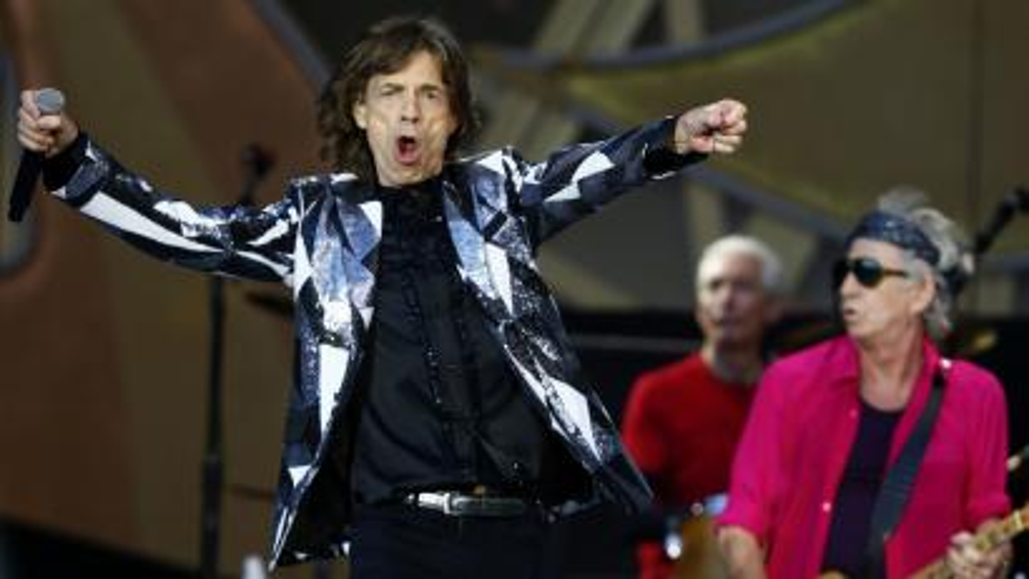 Pandora Mick Jagger Rolling Stones royalties