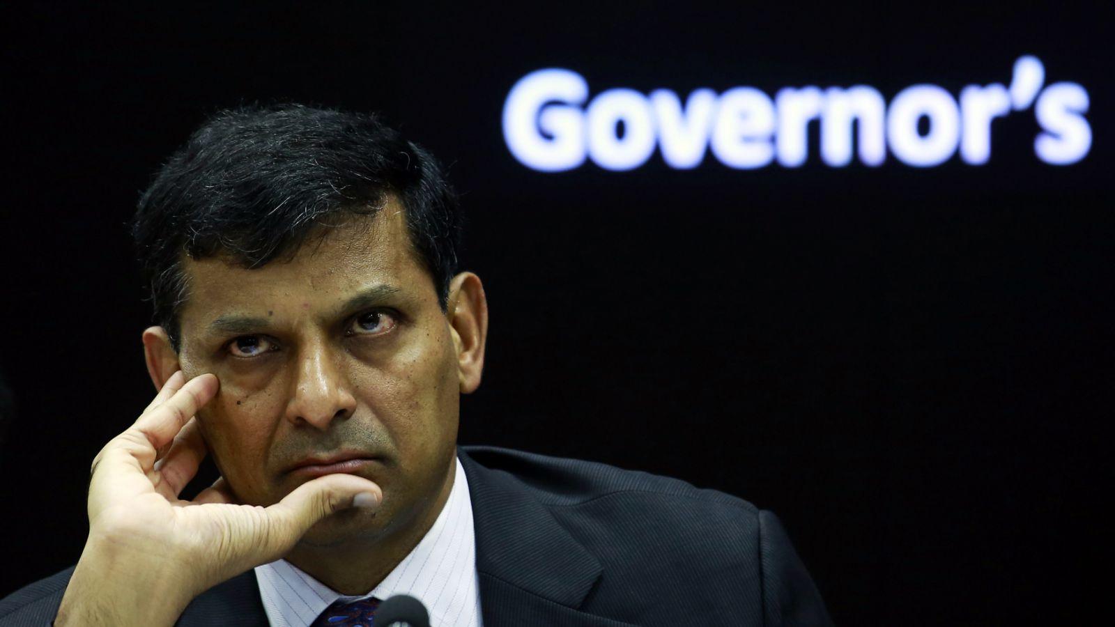 India-Raghuram Rajan-Interest rates