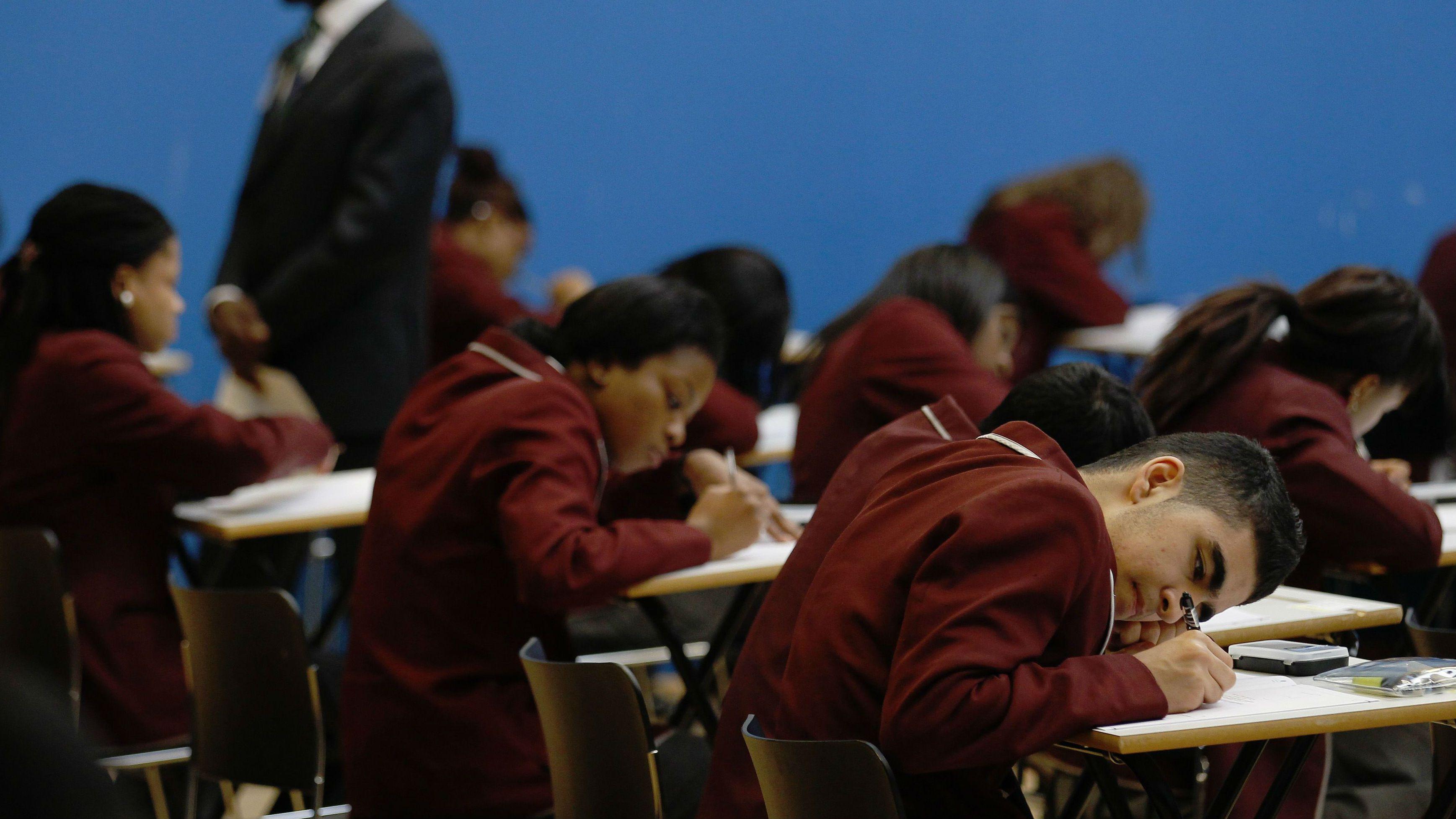 diversity in London schools