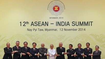 Narendra Modi-ASEAN Summit-China