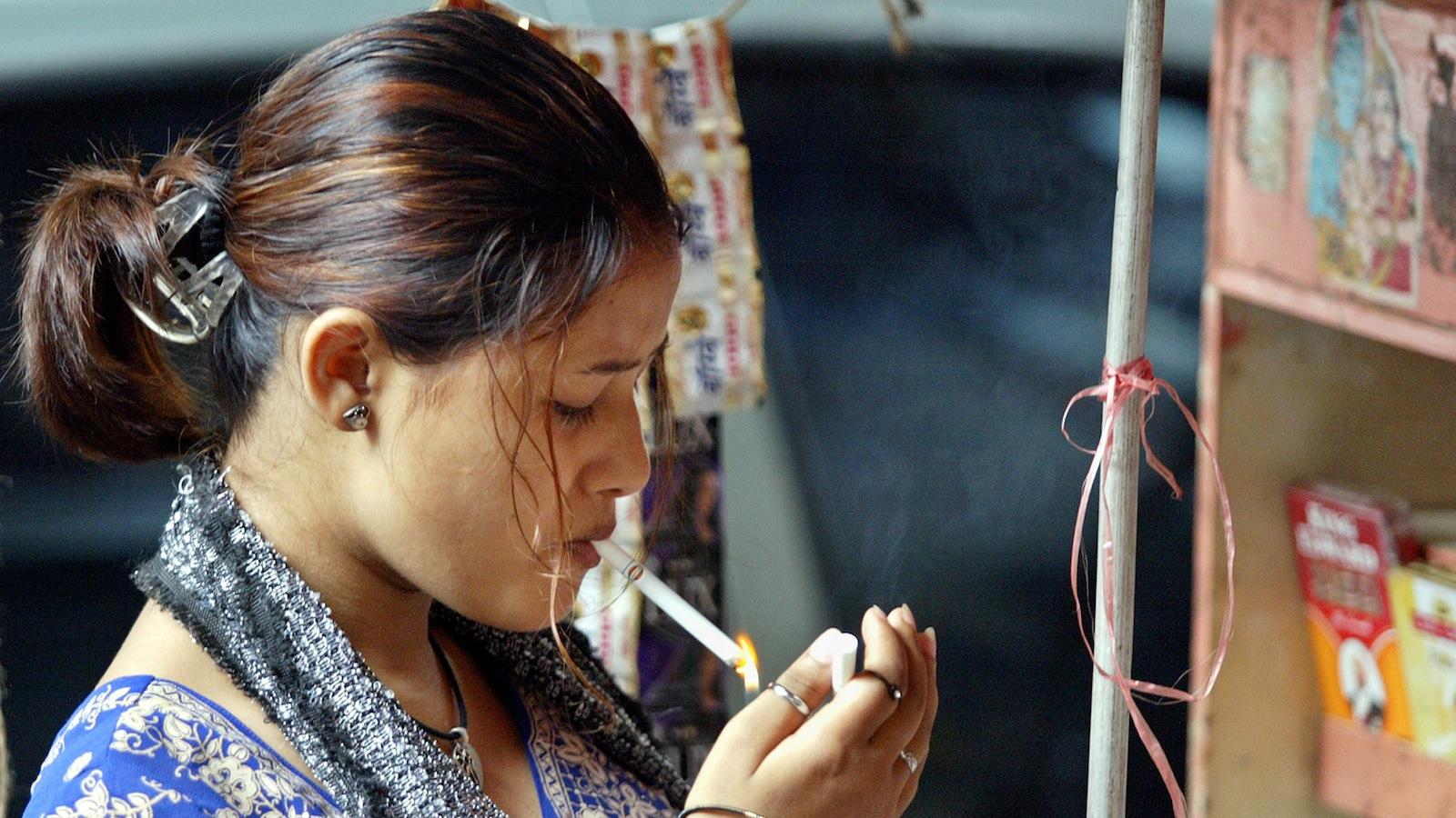 Cigarettes-ban
