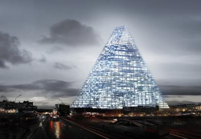 The Triangle Tower