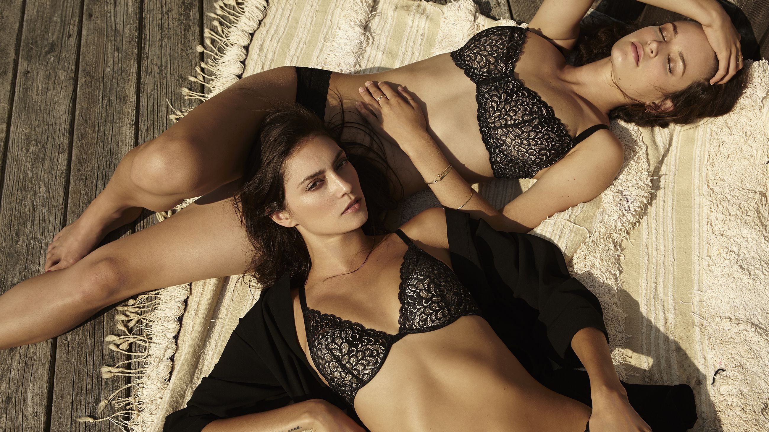 True&Co. uses big data to design and sell bras.