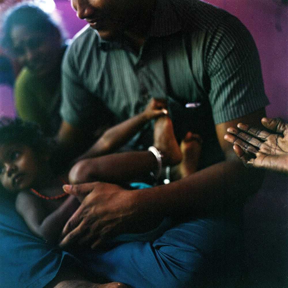 Photos: An intimate look inside the Indian community that defies