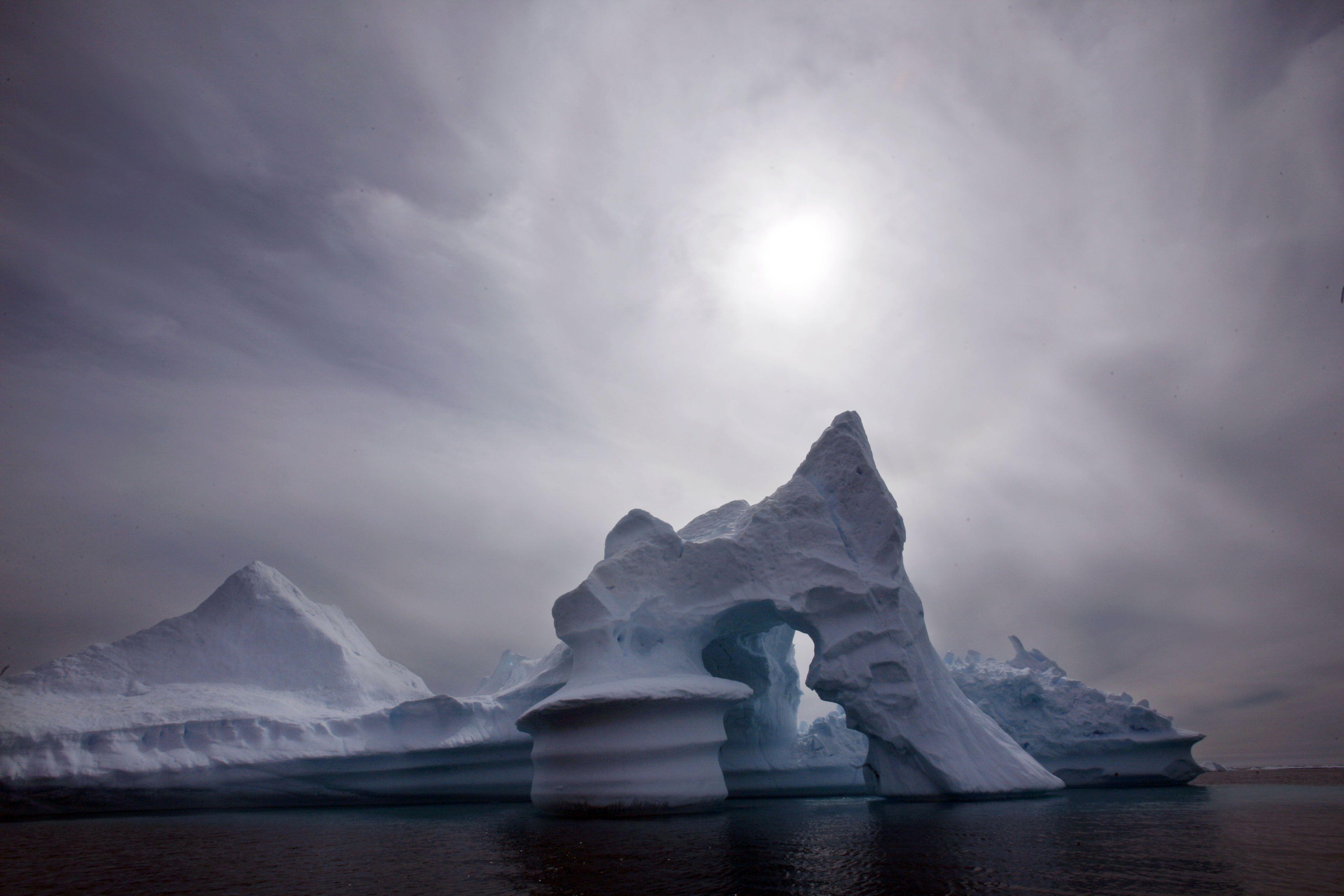 Arctic ozone layer