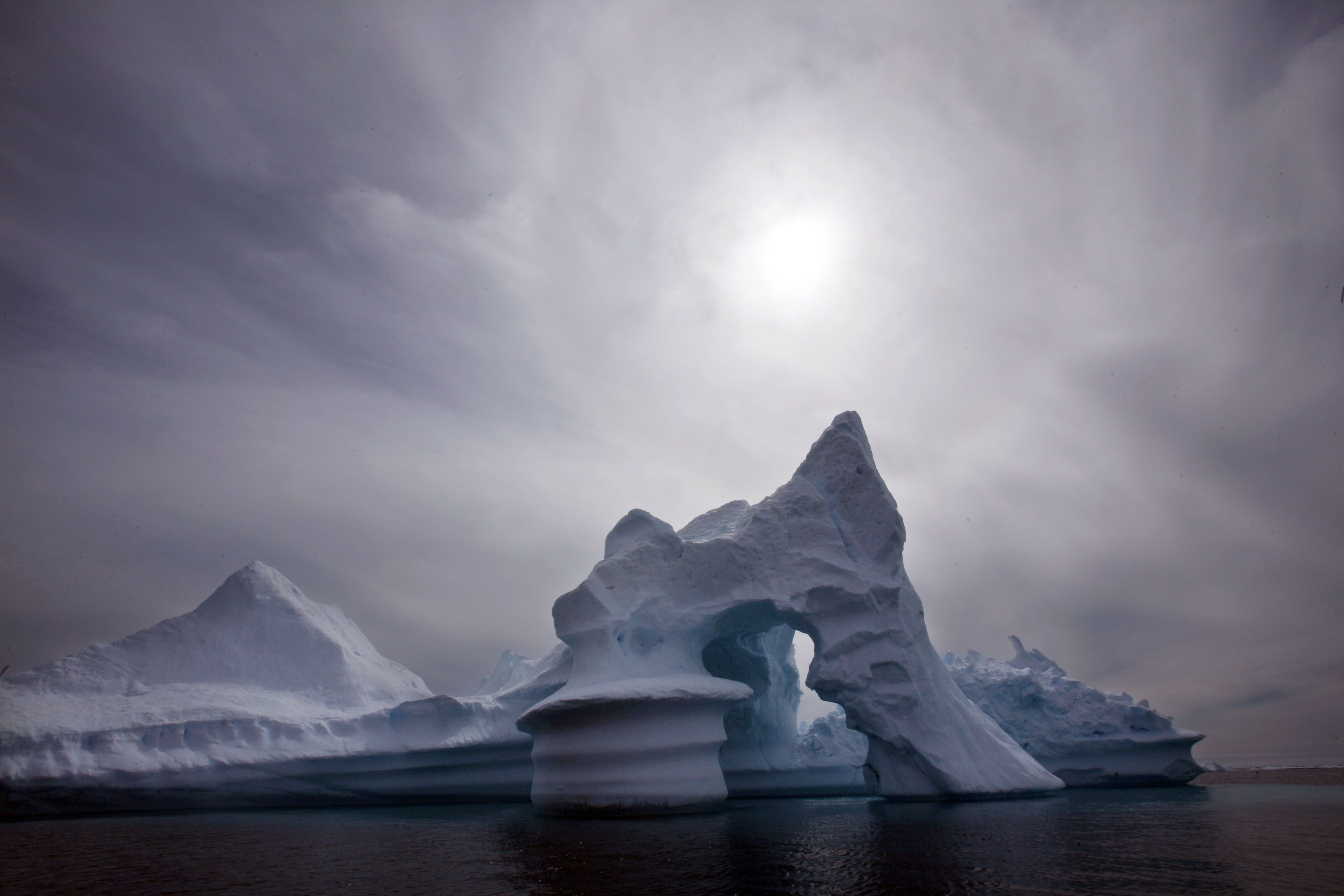 after the ice life death and geopolitics in the new arctic