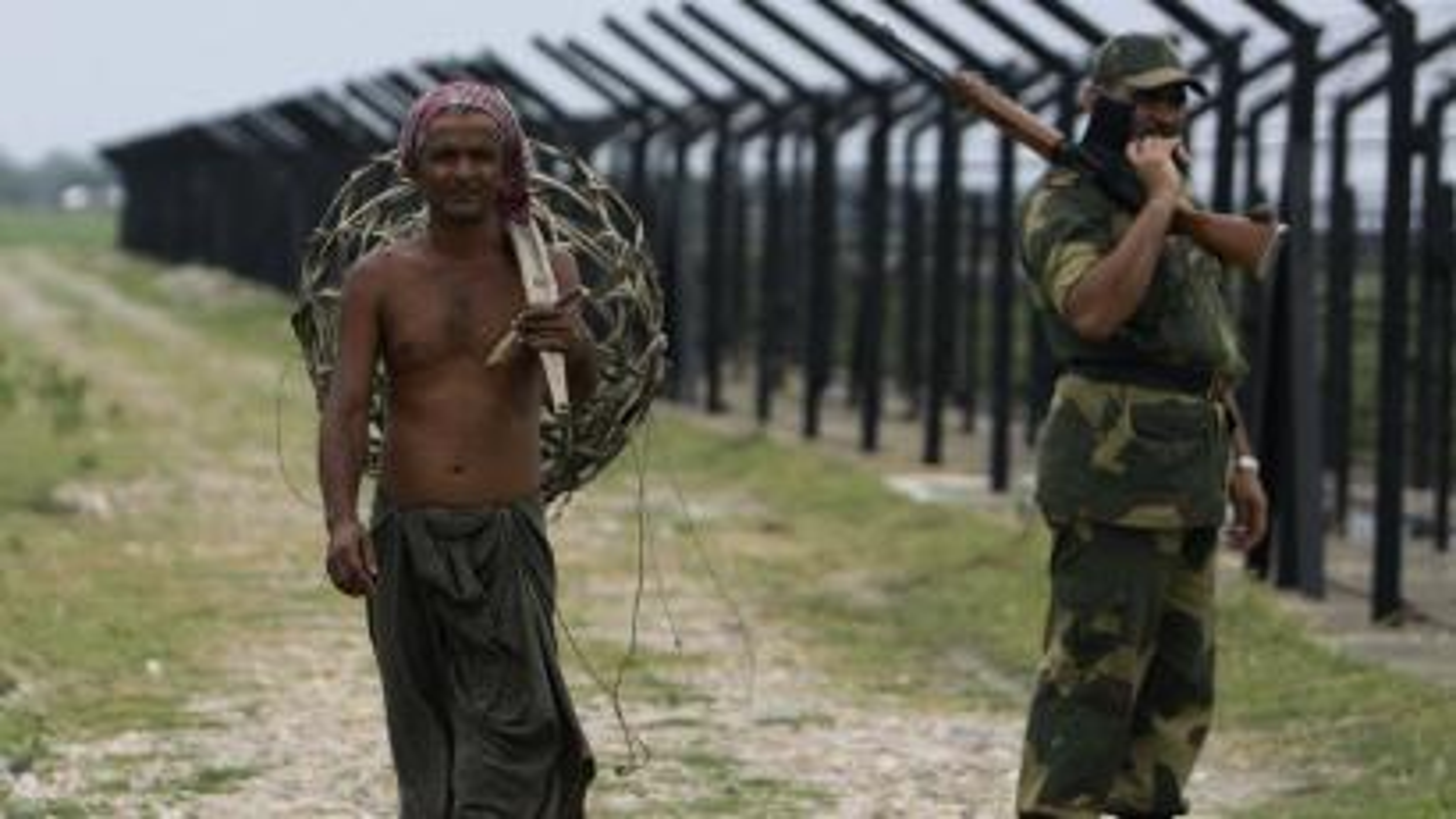Assam-Border