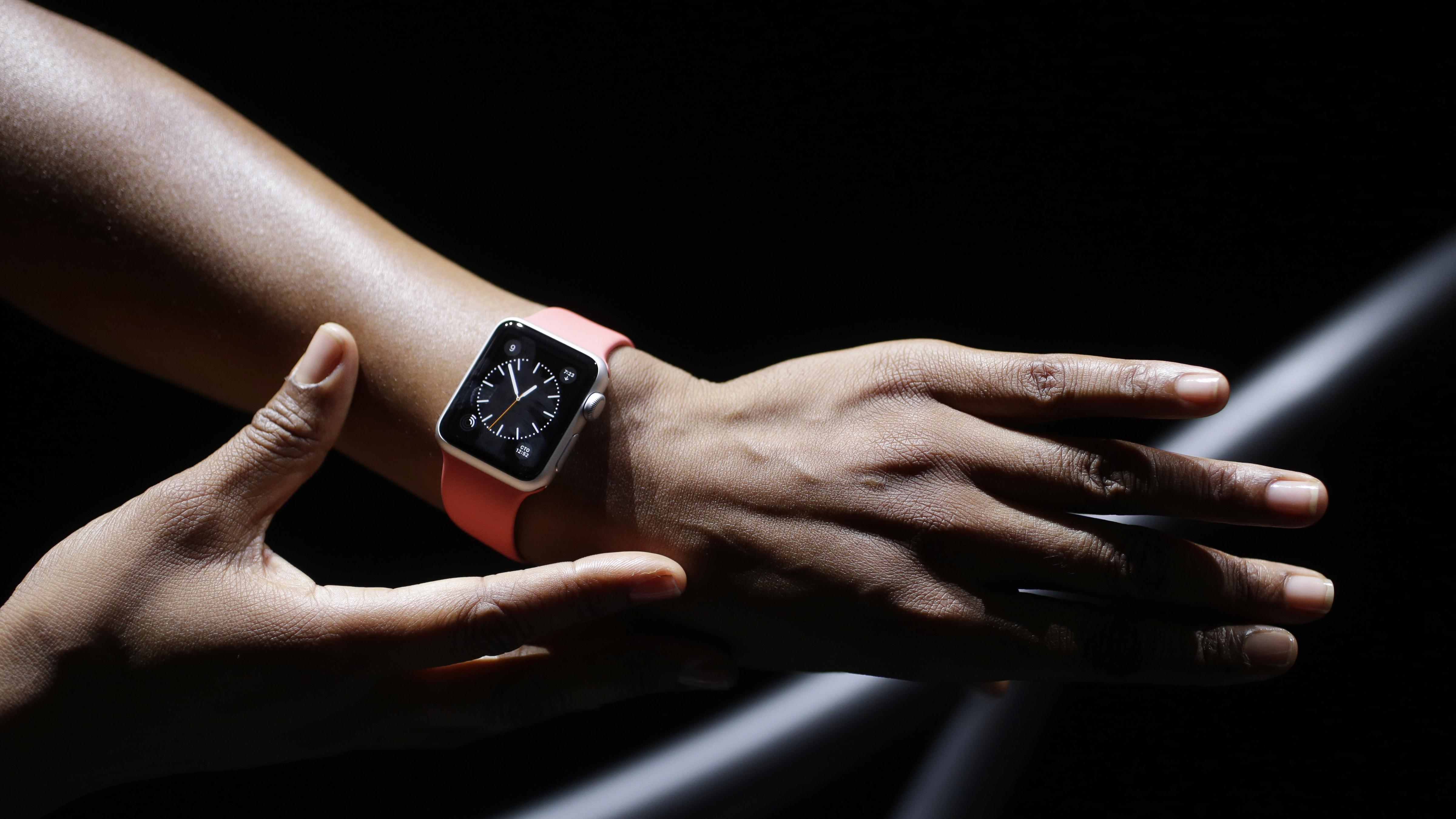 Apple Watch model