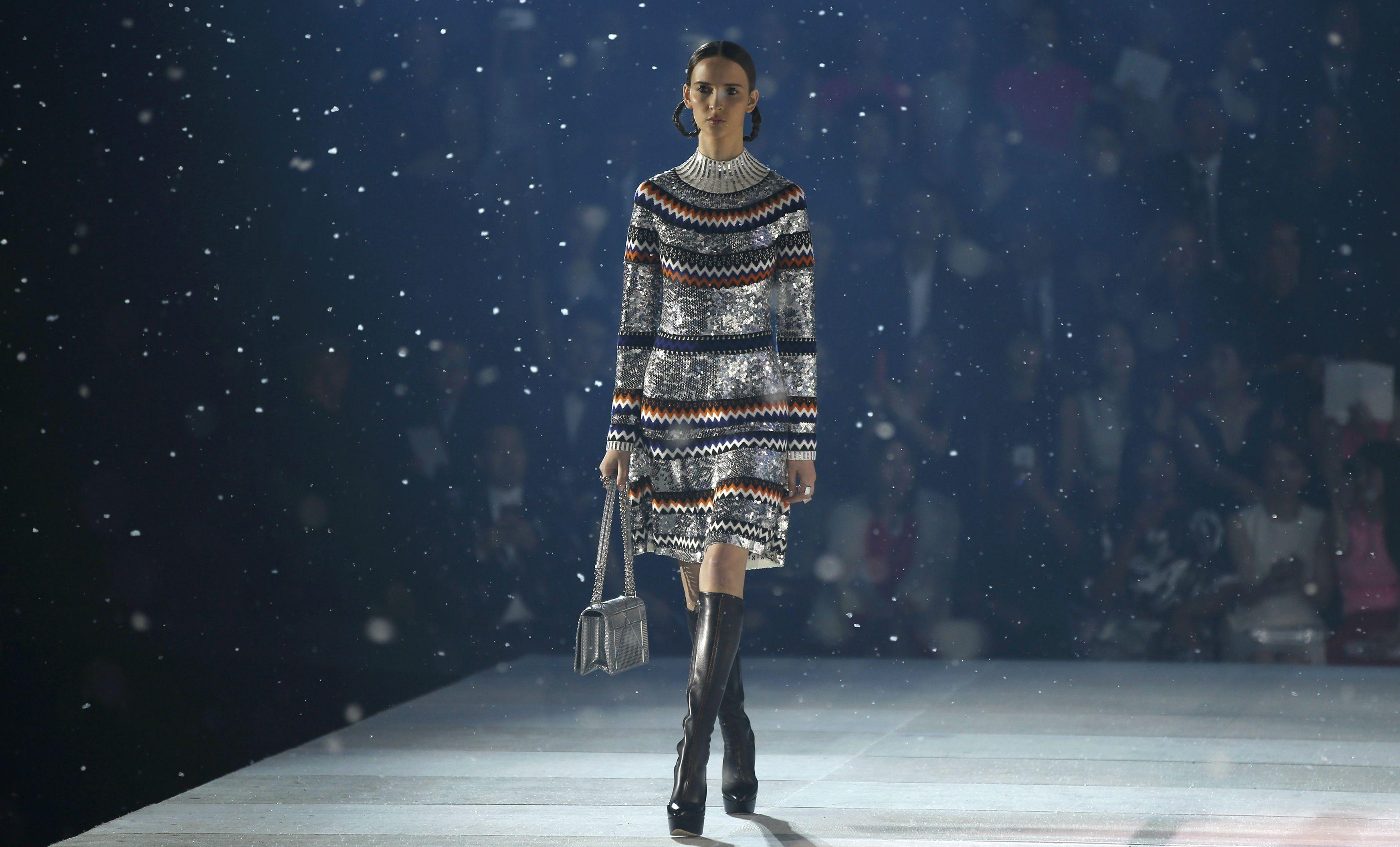 fashion, dior, pre-fall, runway, raf simons, tokyo
