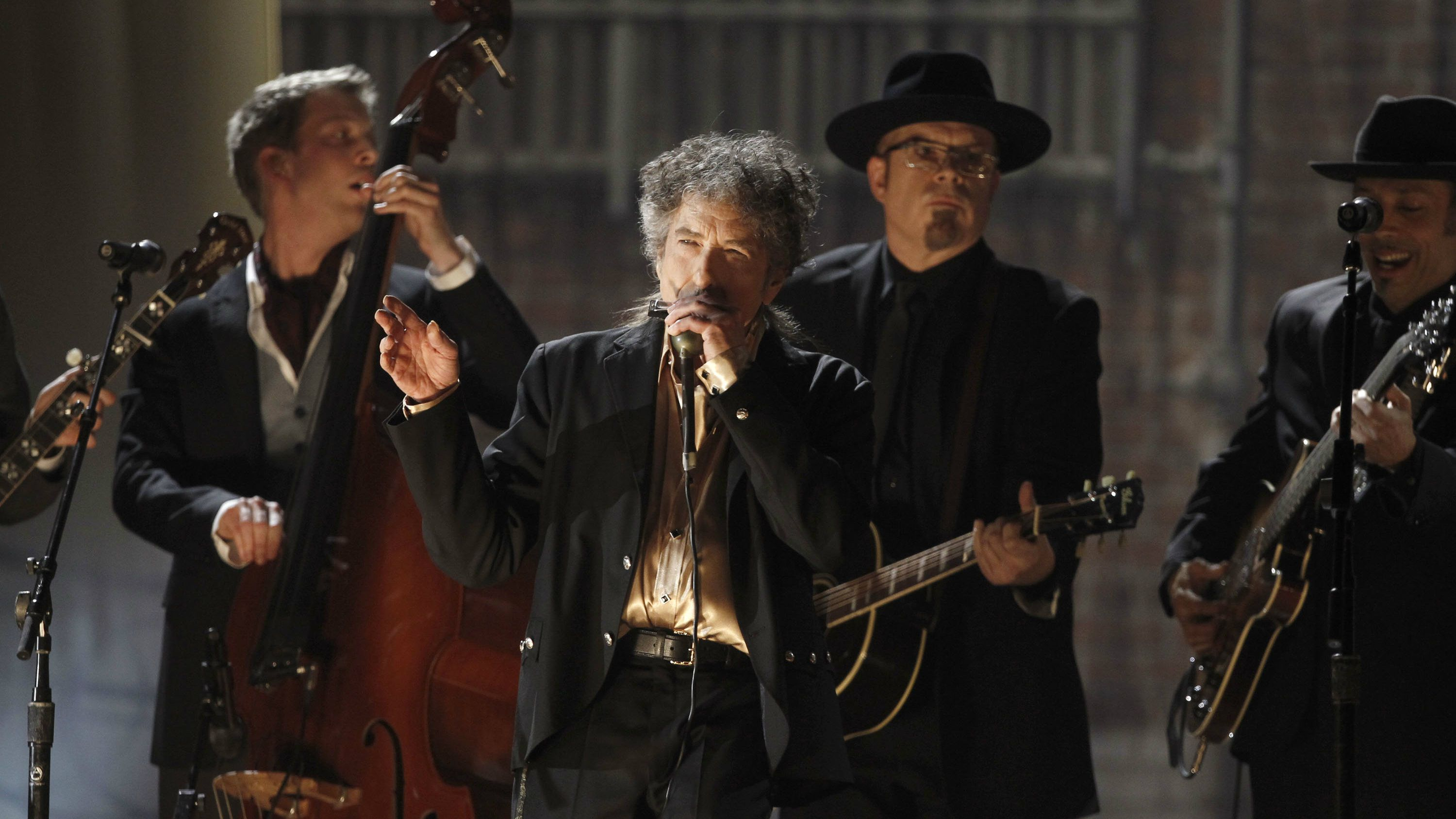 Dylan end of an era in music