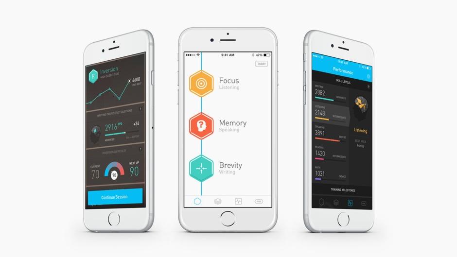 elevate iphone app