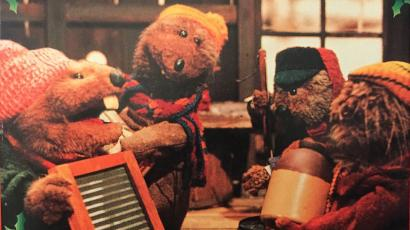 emmet otter's jug-band christmas, muppet, christmas movie