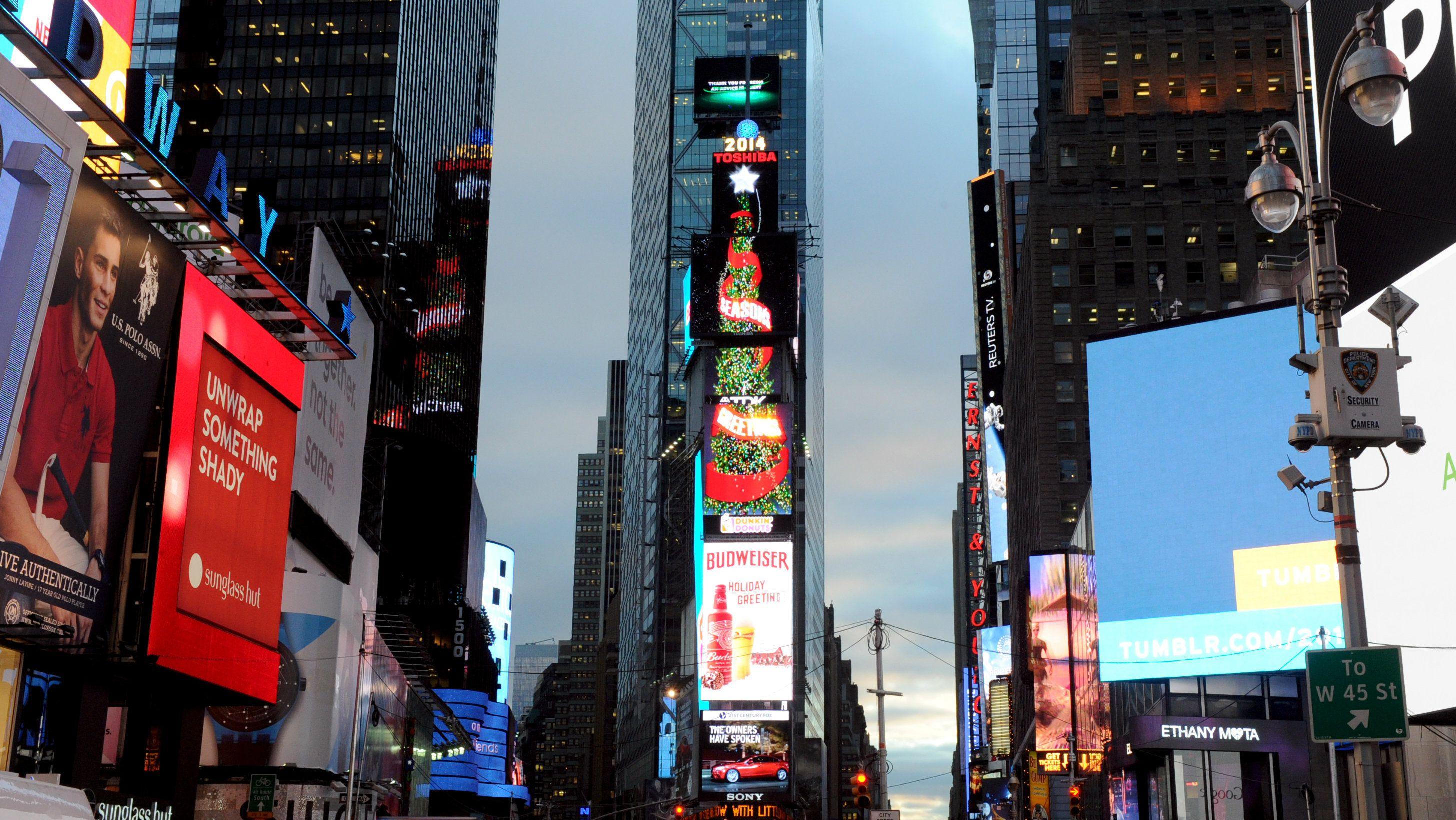 Christmas New York Fairlytale