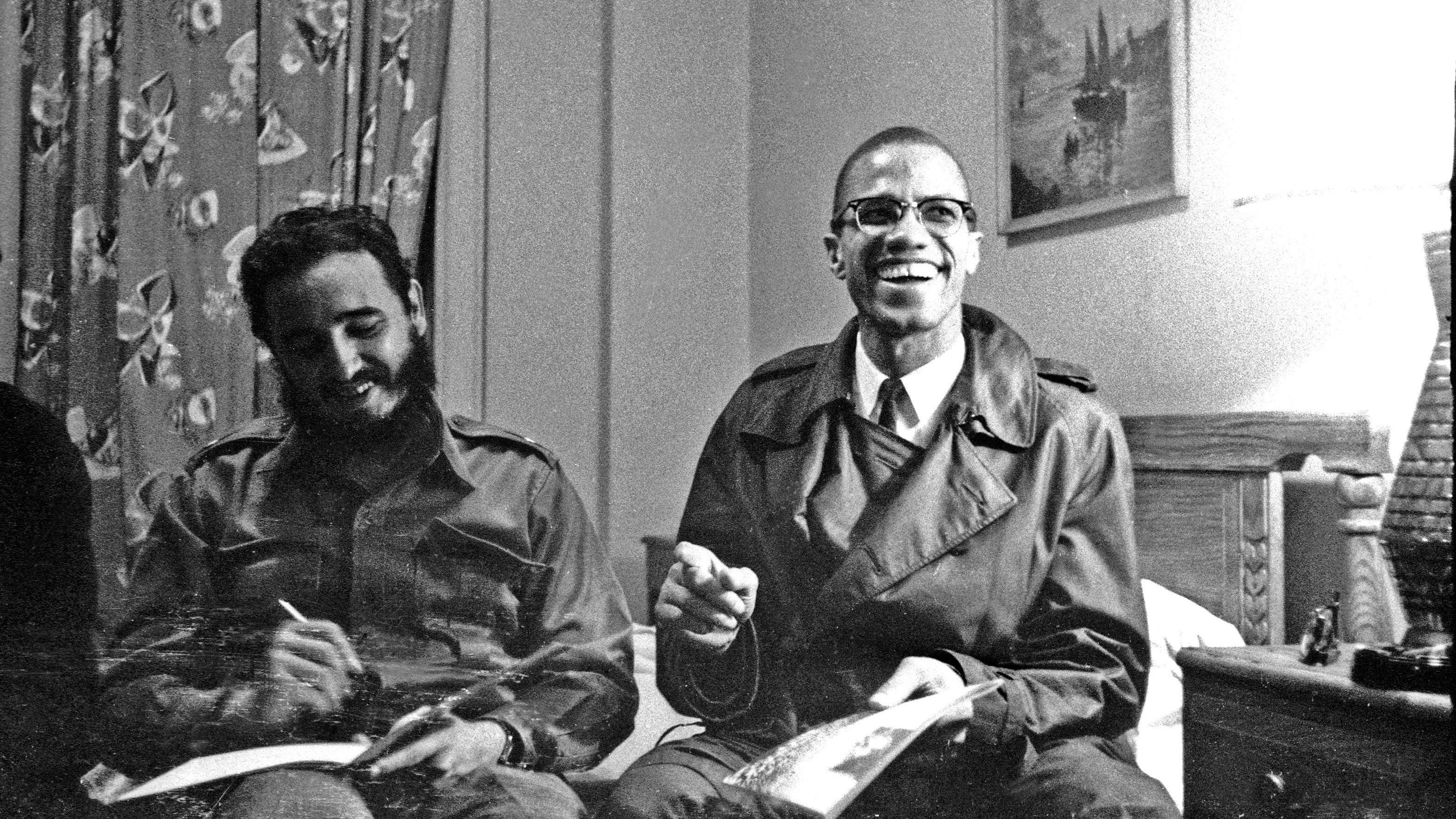 Why Black Americans Love Fidel Castro Quartz