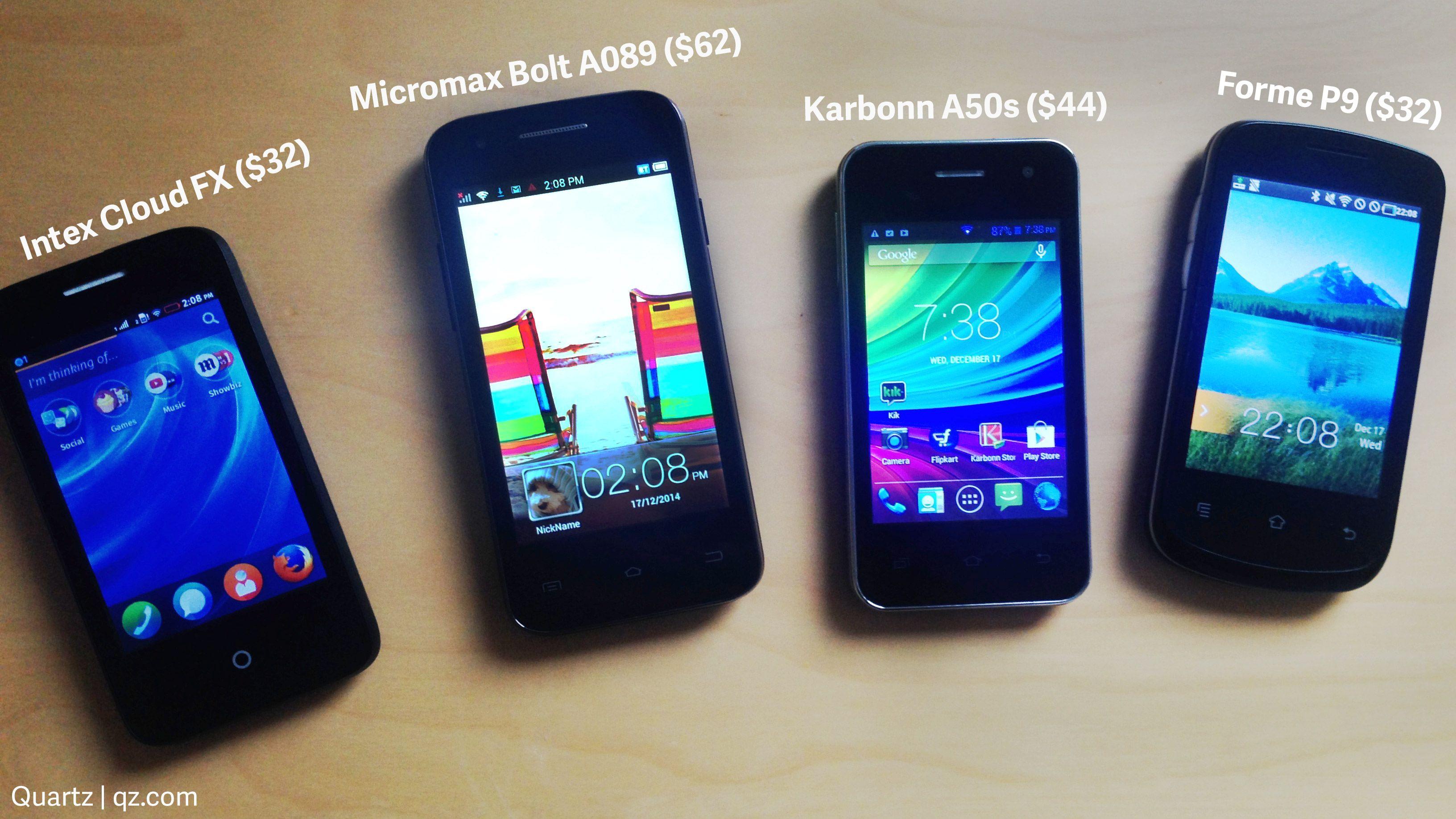 four-phones