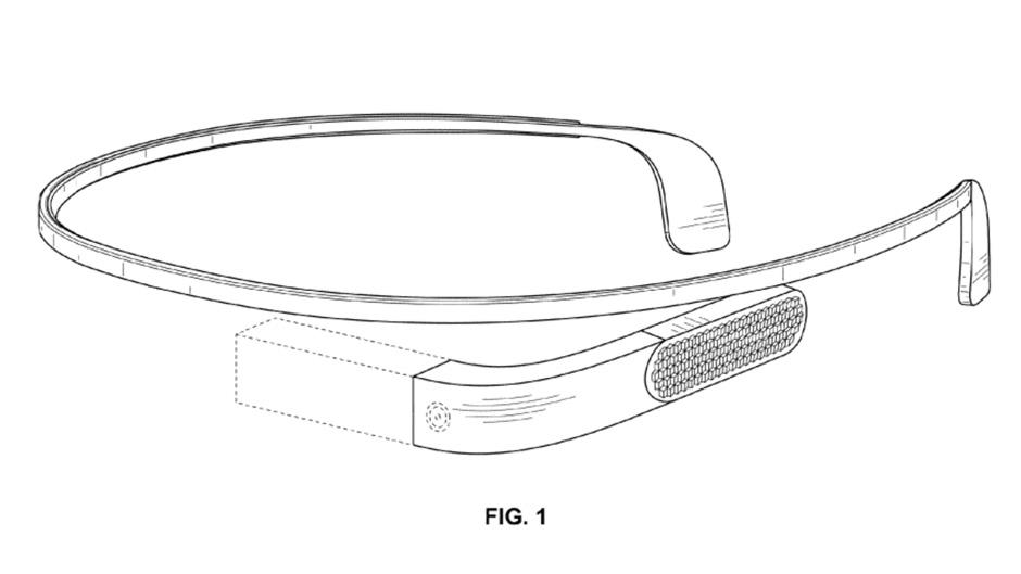 new google glass design