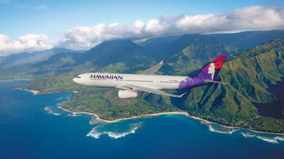 hawaiian airlines is the most punctual US airline.