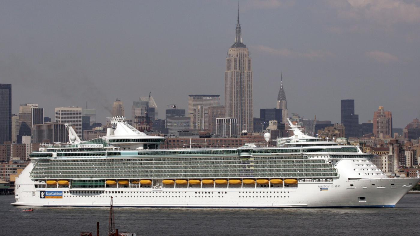 Cruise ships dump 1 billion gallons of sewage into the ...