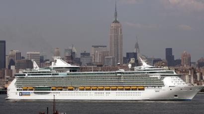 Cruise ships dump 1 billion gallons of sewage into the ocean