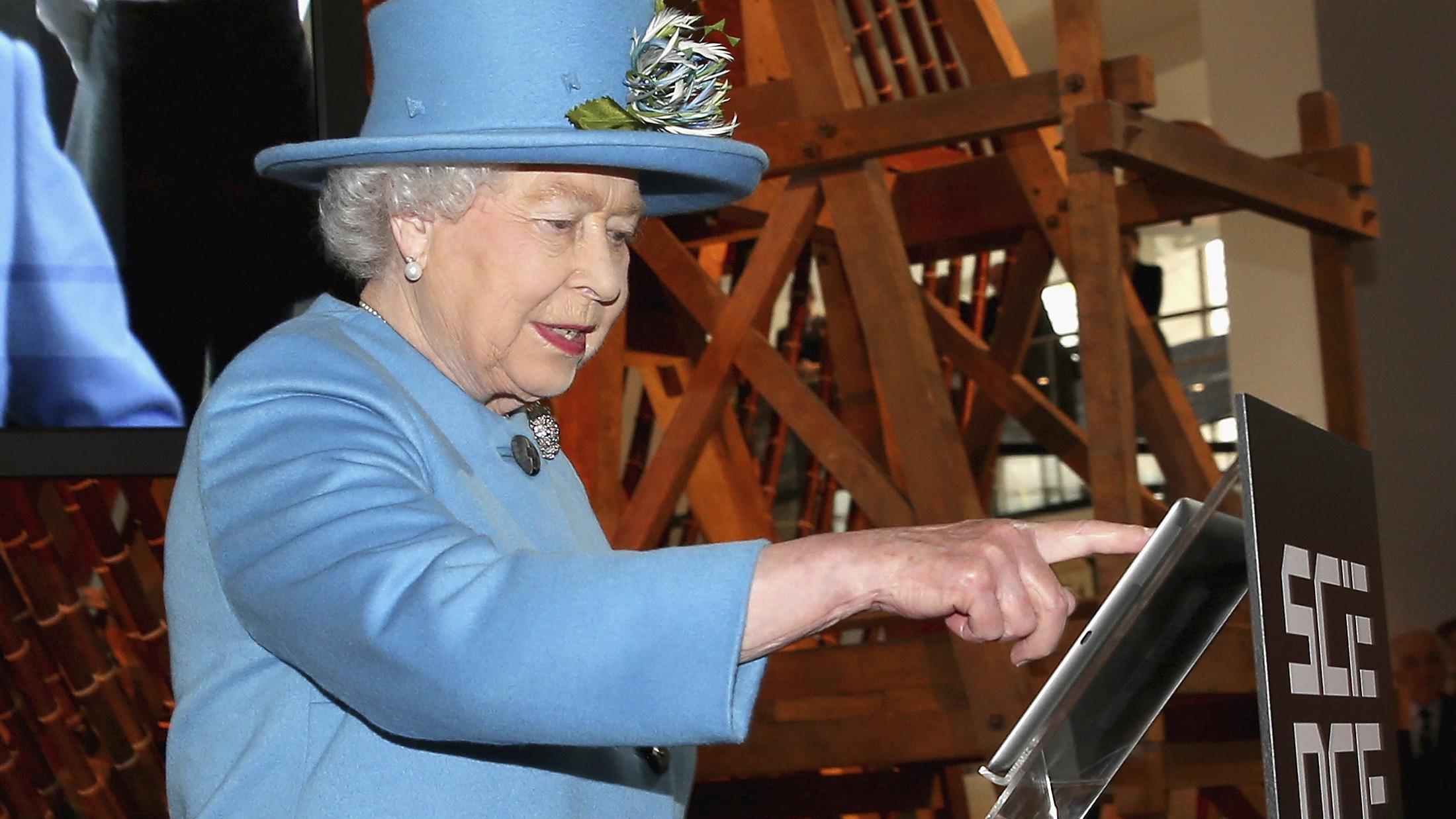 Queen Elizabeth on Twitter