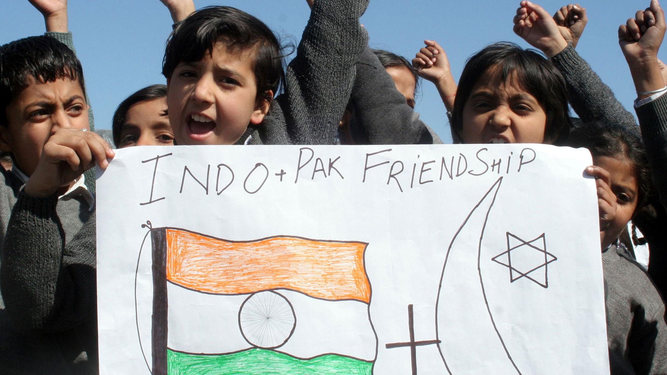 Indo-pak solidarity