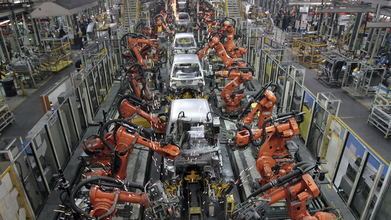 How India\'s cars have been built on an assembly line of broken ...
