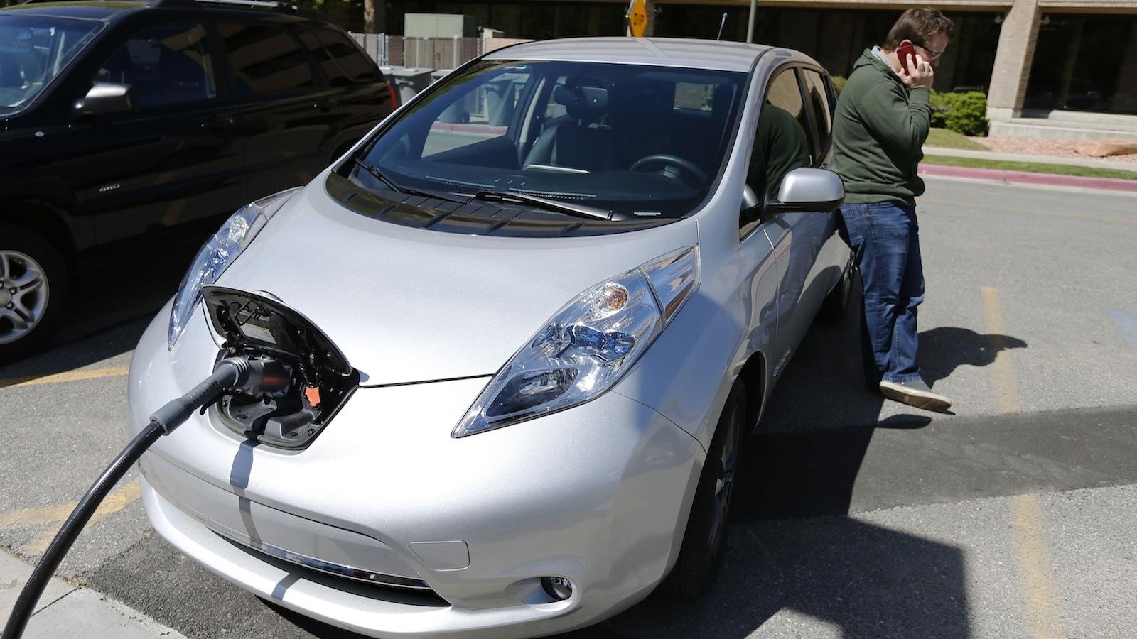 Electric cars-subsidies