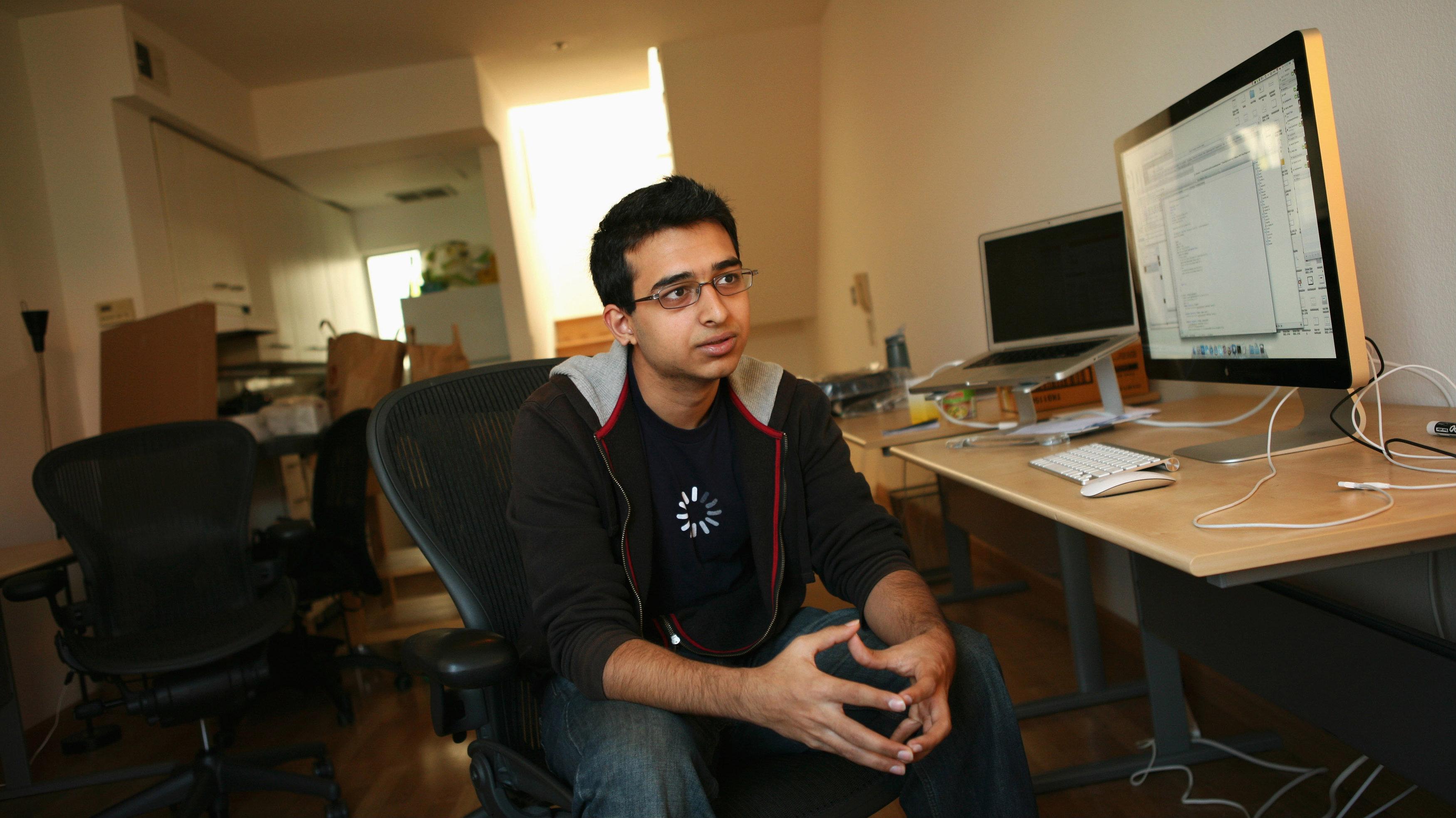 Sahil Lavingia CEO of Gumroad