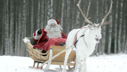 how rovaniemi finland became the official hometown of santa claus