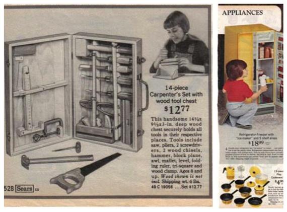 Sears 1970s advertisement