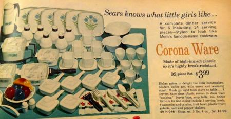 Sears advertisement 1965 for girls
