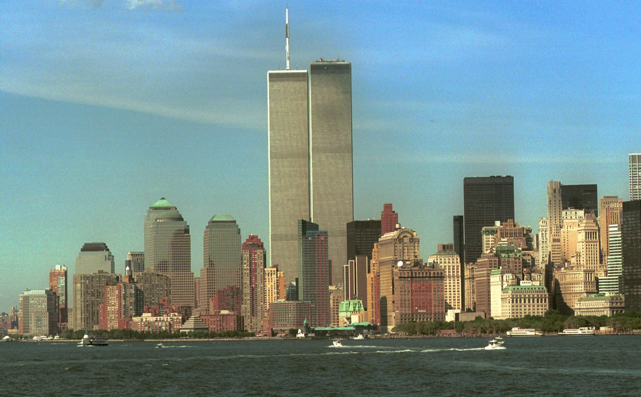 Pictures from the world trade center