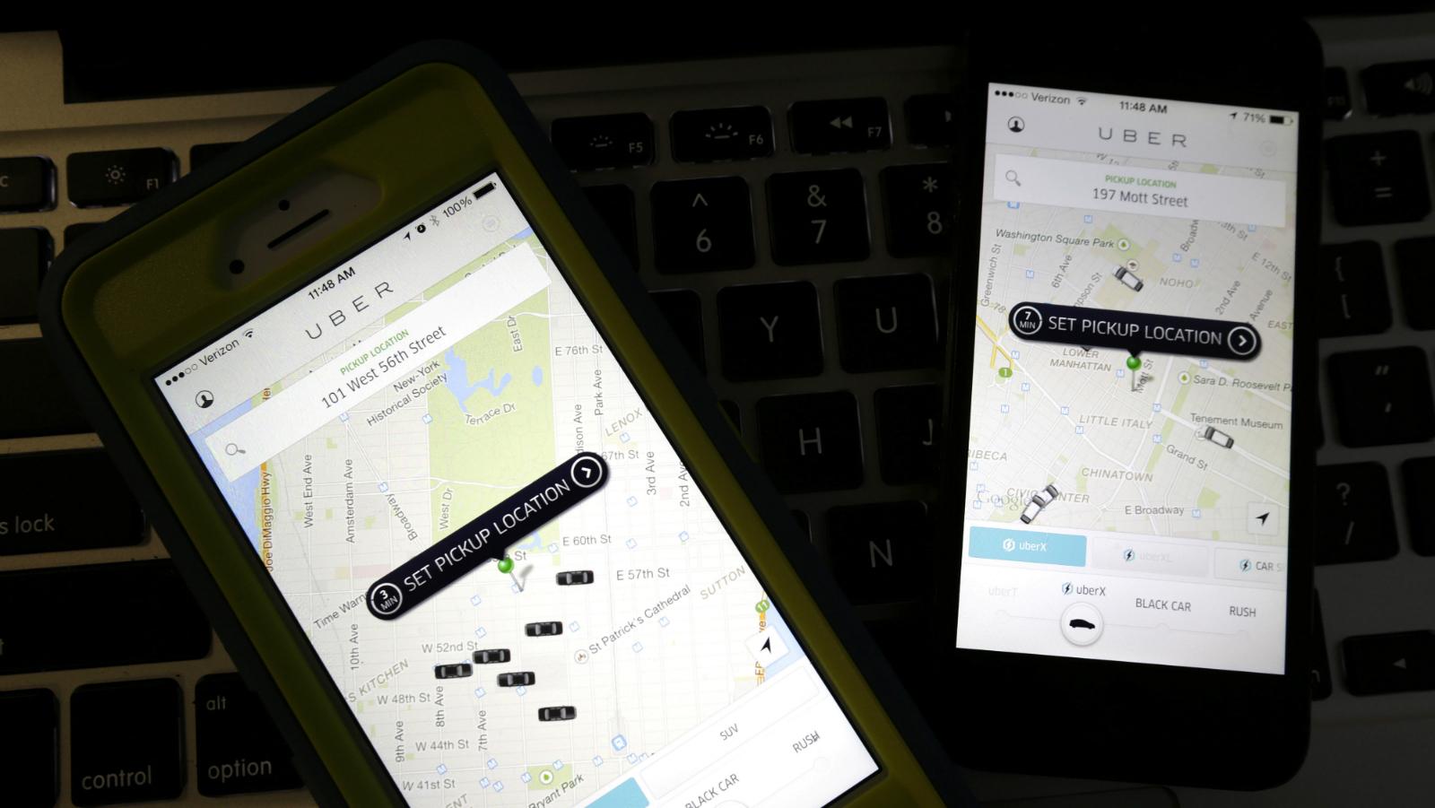 India-Delhi-Uber