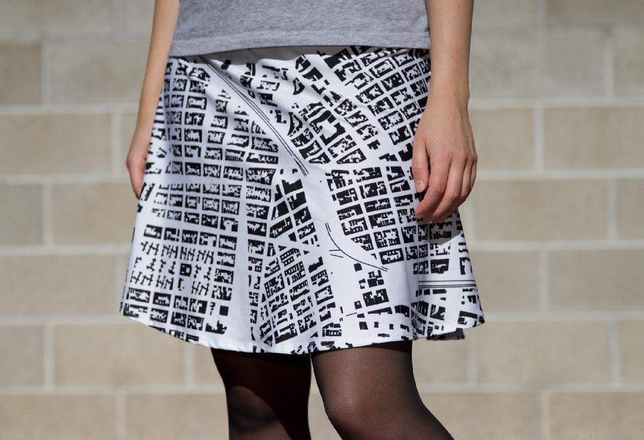 Williamsburg skirt