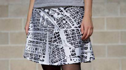Williamsburg skirt