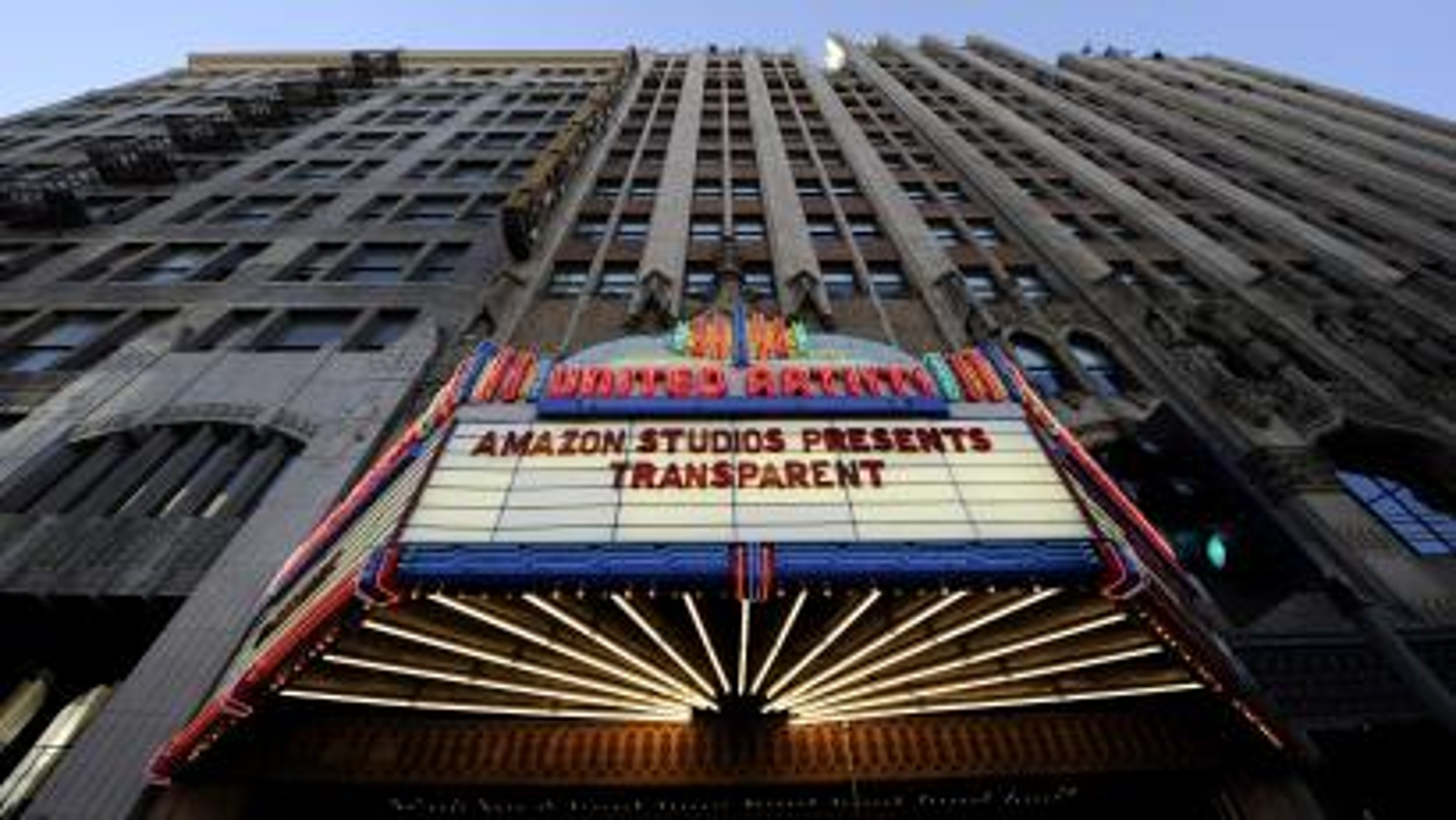Amazon video transparent success