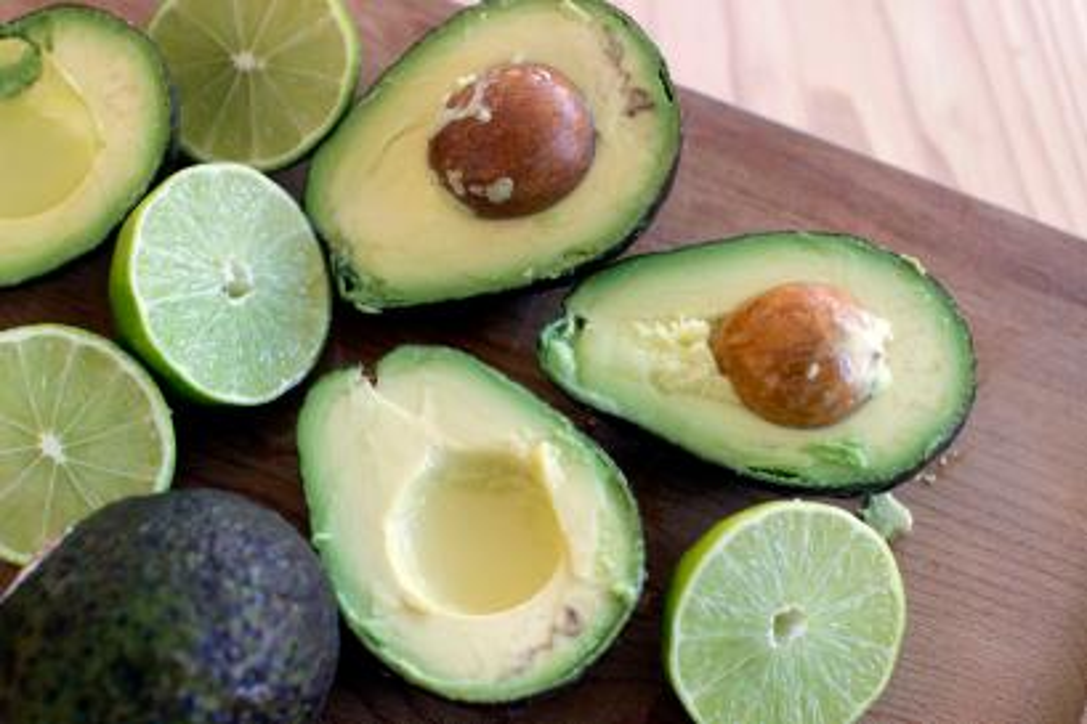 avocados for guac