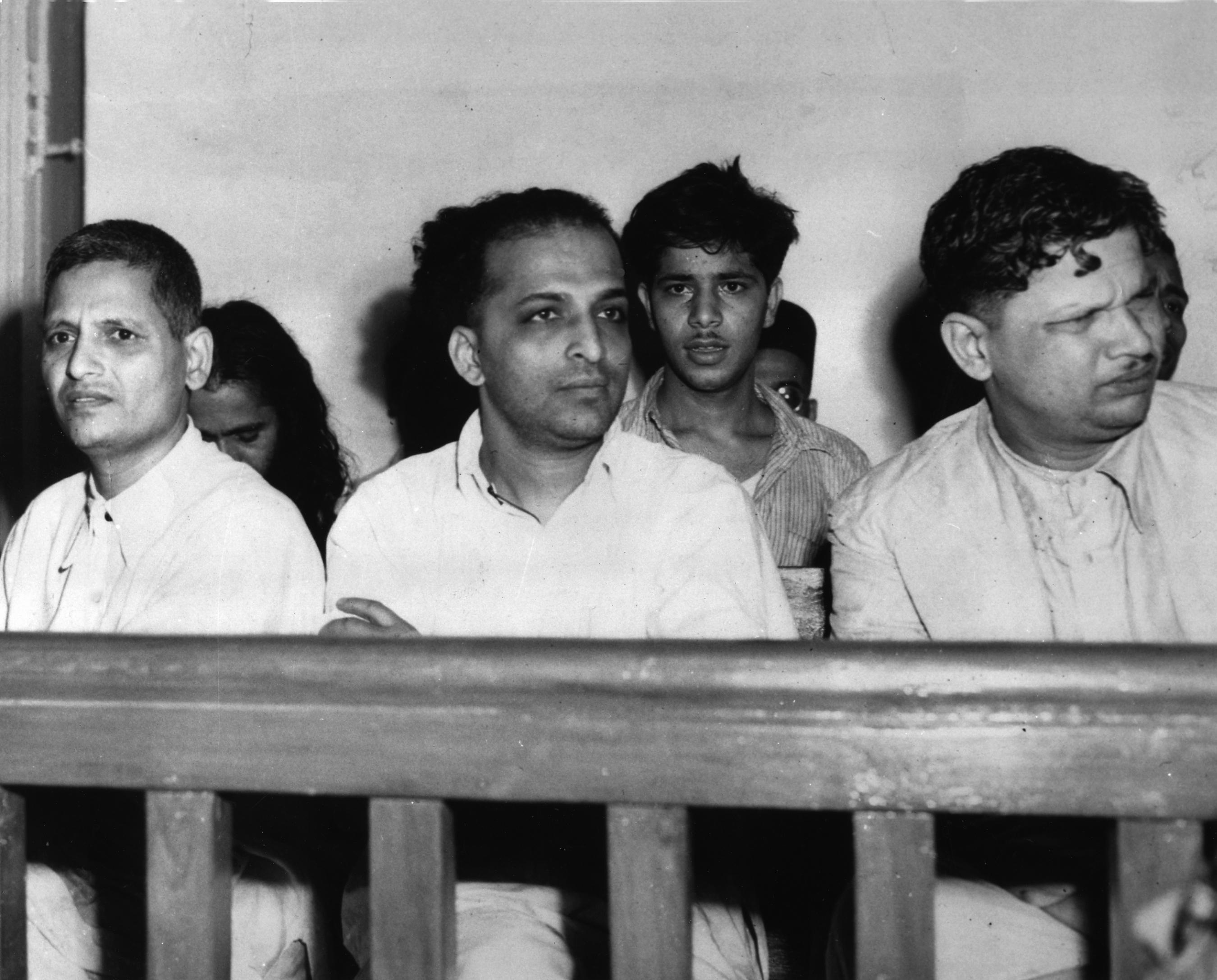 Mahatma Gandhi-Nathuram Godse-Assassination
