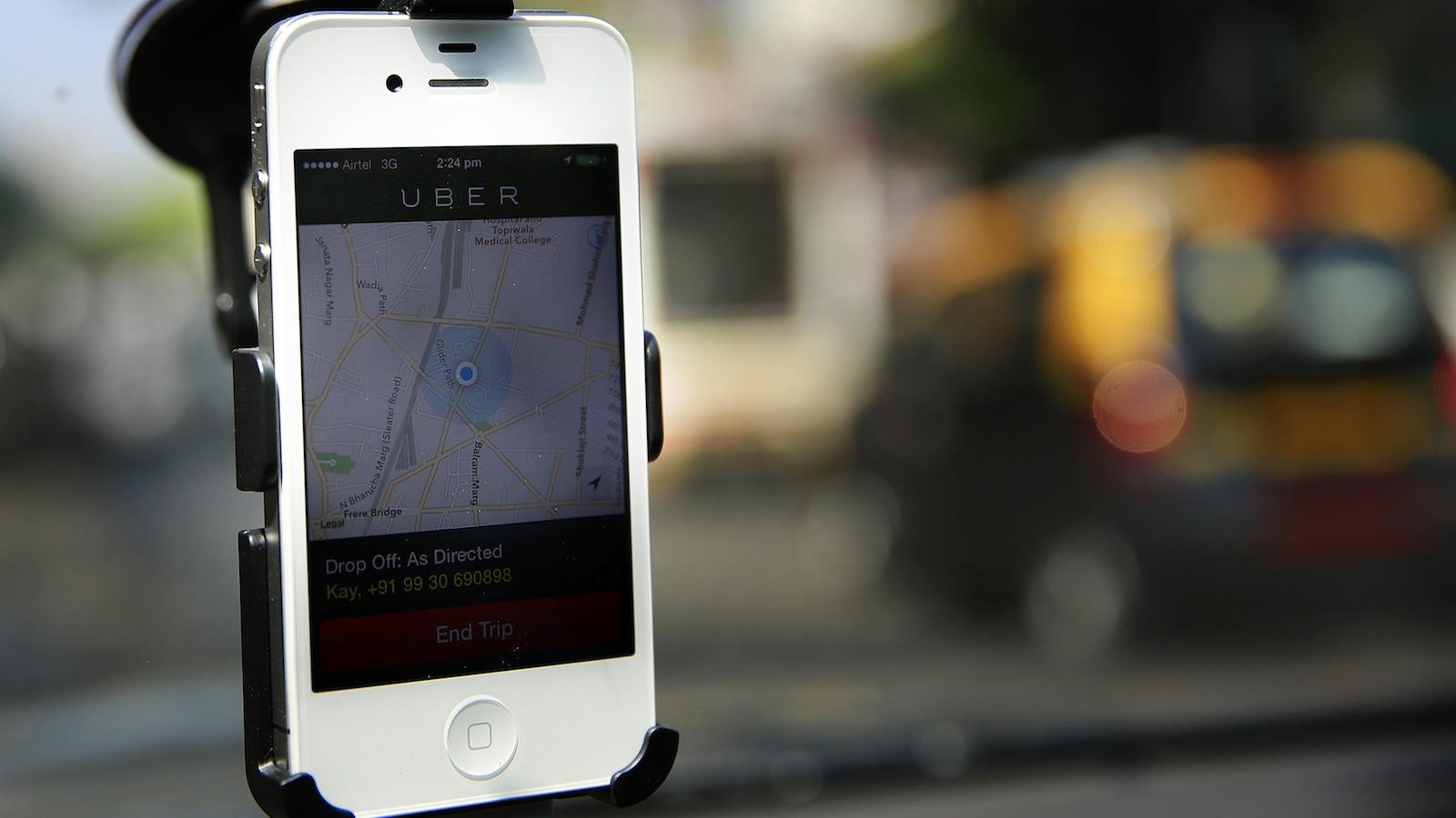 Uber-New Delhi