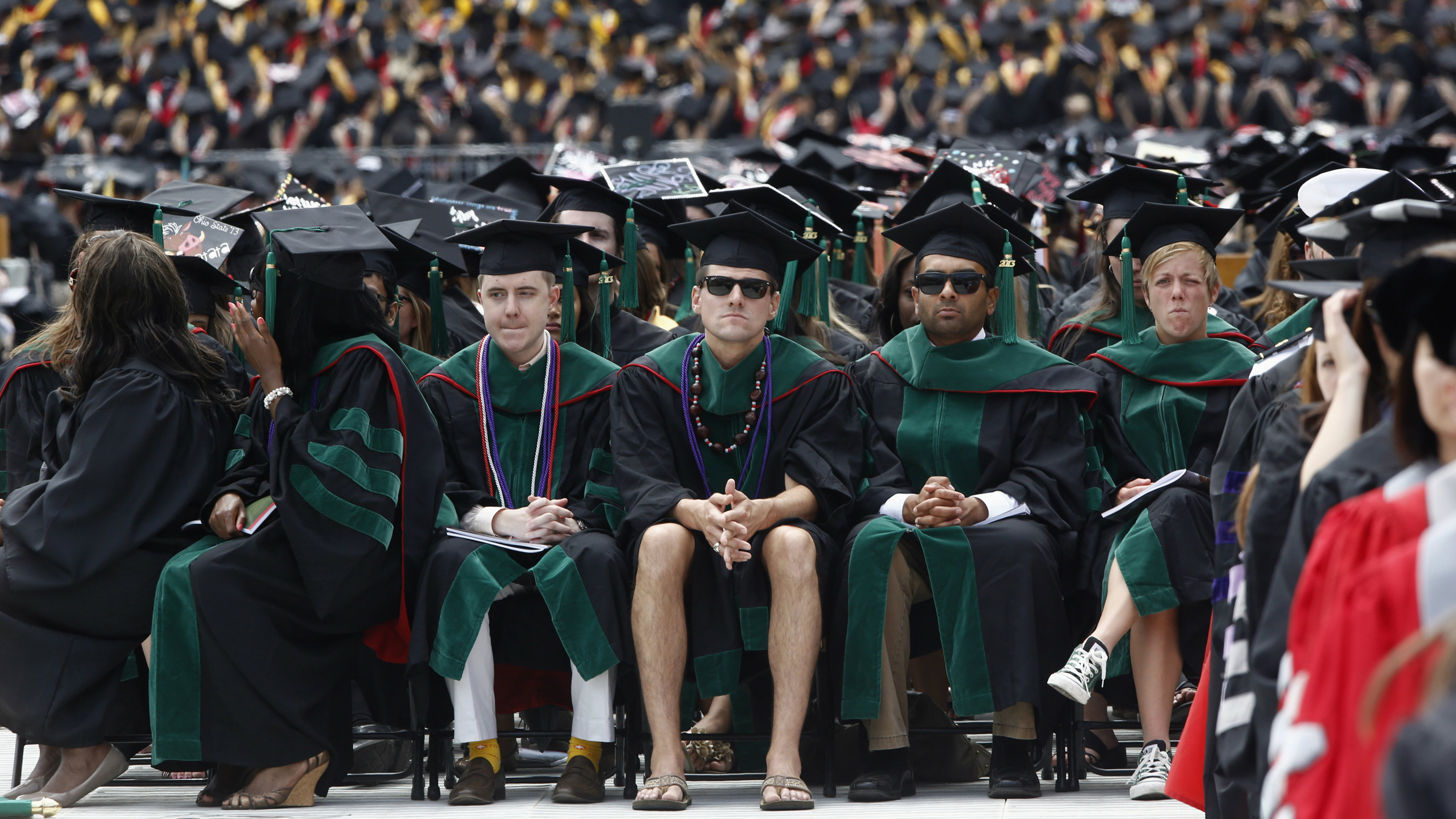 Your college major is a pretty good indication of how smart