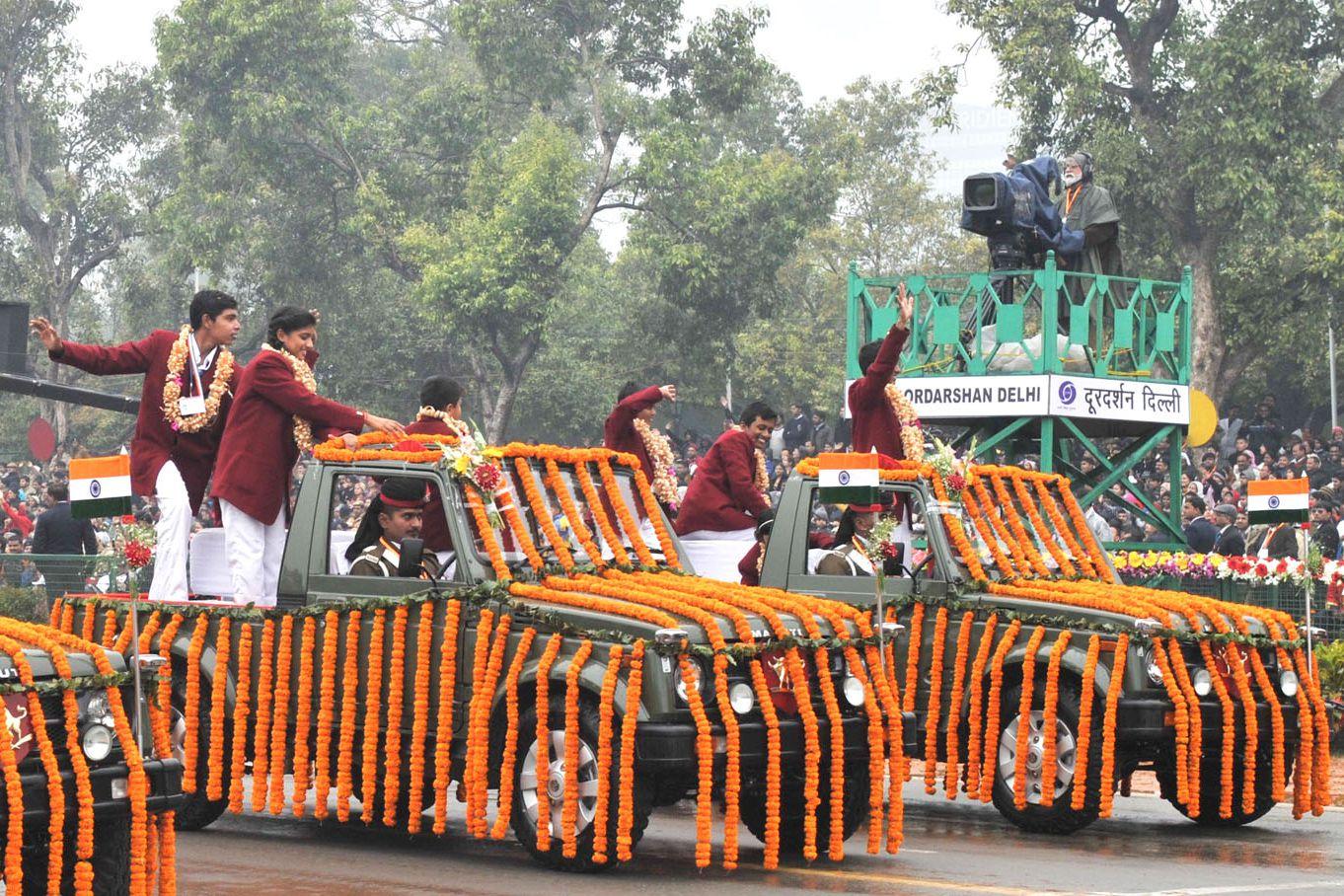 India-Republic Day-Doordarshan
