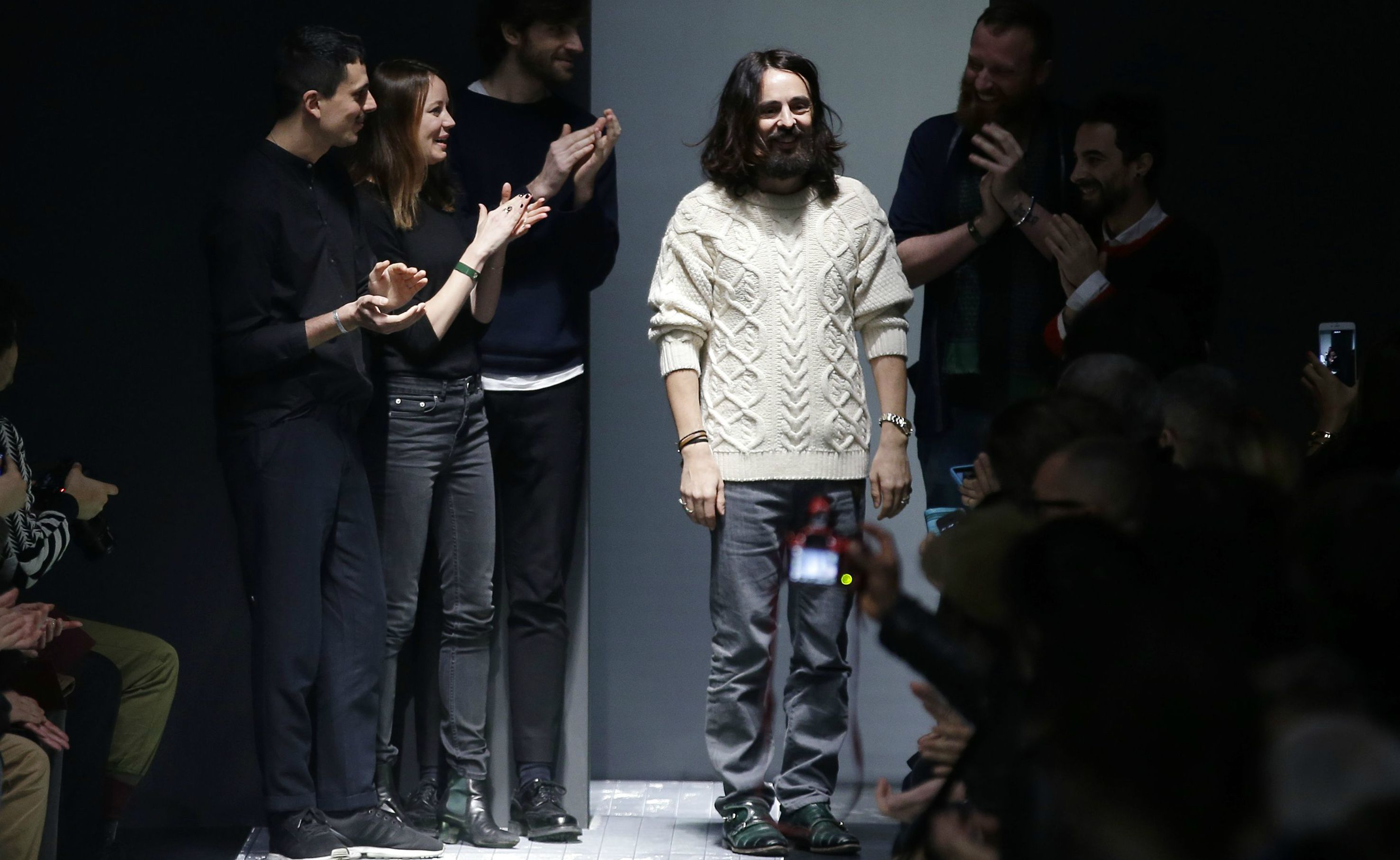 Watch Alessandro Michele Named Gucci's Creative Director video