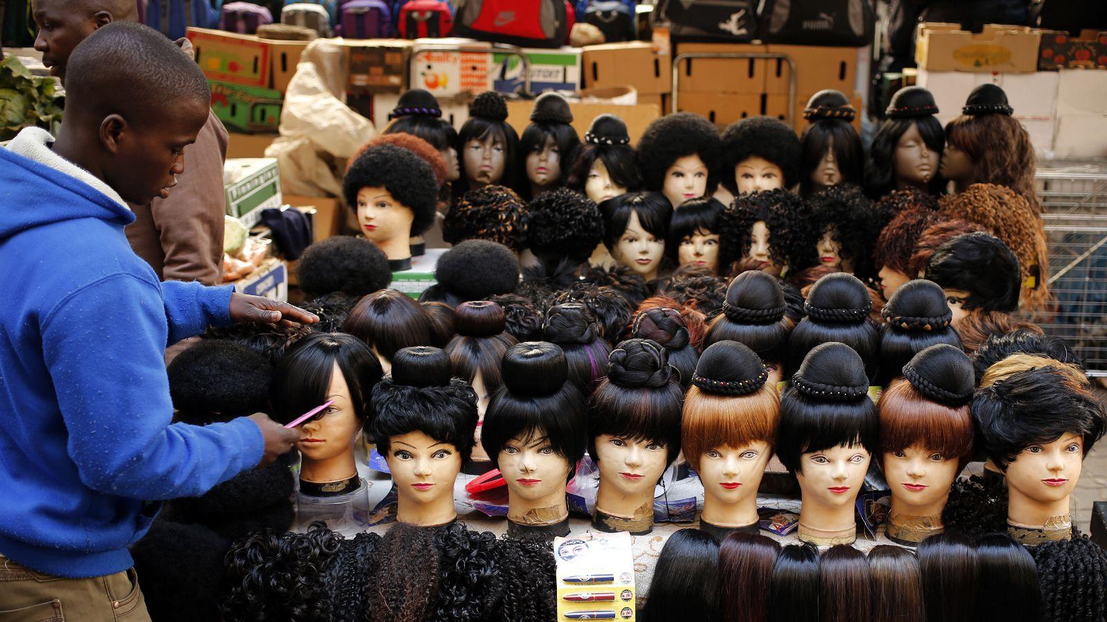 India-Africa-Hair