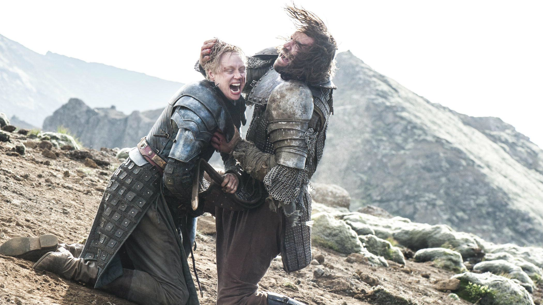A scene from HBOs Game of Thrones