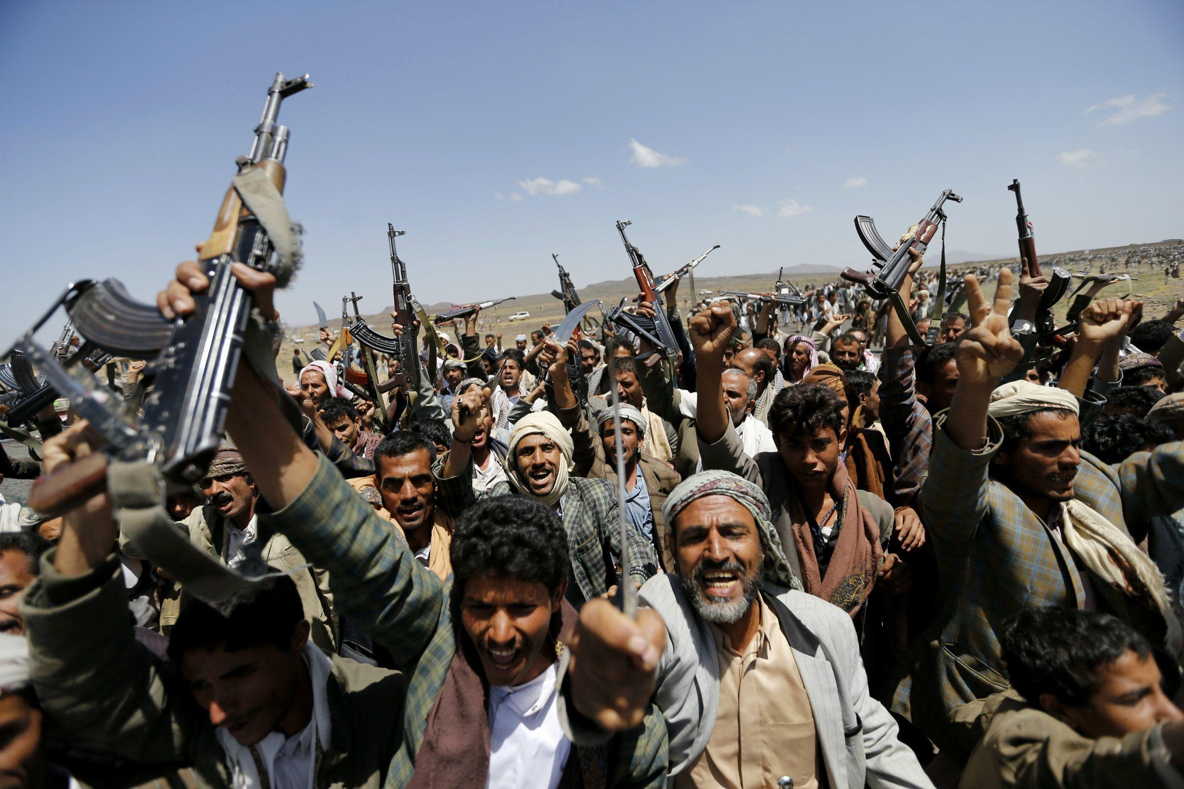 Houthi Yemen AQAP